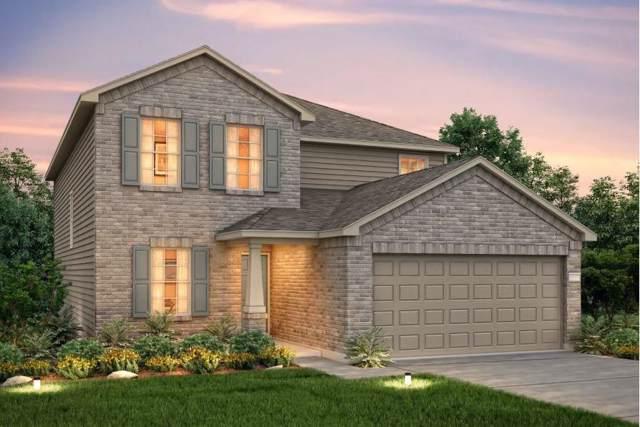 1504 Cliffbrake Way, Georgetown, TX 78626 (#2000727) :: Ana Luxury Homes
