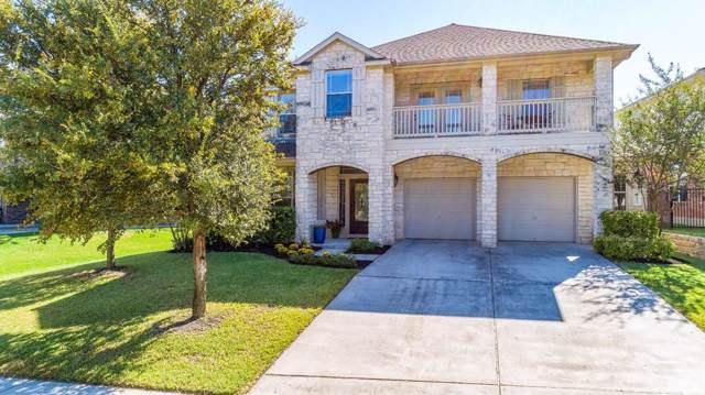 1613 Hidden Springs Path, Round Rock, TX 78665 (#2001978) :: Zina & Co. Real Estate