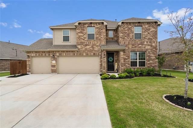 6815 Catania Loop, Round Rock, TX 78665 (#2002640) :: Zina & Co. Real Estate