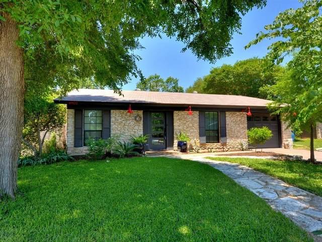 6902 Twin Crest Dr, Austin, TX 78752 (#2002944) :: Papasan Real Estate Team @ Keller Williams Realty