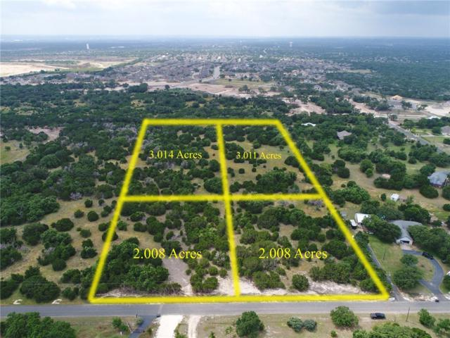 409 Doe Run Lot 1, Georgetown, TX 78628 (#2003429) :: Realty Executives - Town & Country