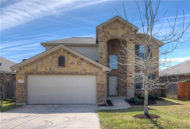 4525 Chestnut Meadows Bnd, Georgetown, TX 78626 (#2006364) :: Papasan Real Estate Team @ Keller Williams Realty