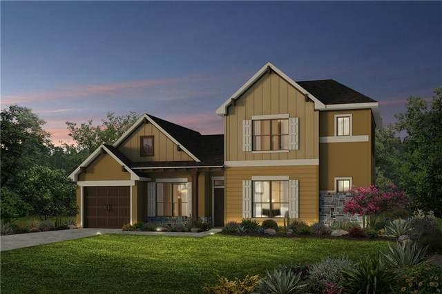 1712 Rowdy Loop, Leander, TX 78641 (#2007738) :: Ben Kinney Real Estate Team