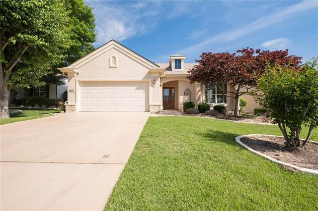 205 Guadalupe Trl, Georgetown, TX 78628 (#2008425) :: The Summers Group