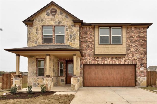201 Tordesillas, Georgetown, TX 78626 (#2009953) :: Austin Portfolio Real Estate - The Bucher Group