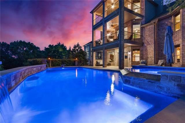 13409 Coleto Creek Trl, Austin, TX 78732 (#2011610) :: Front Real Estate Co.
