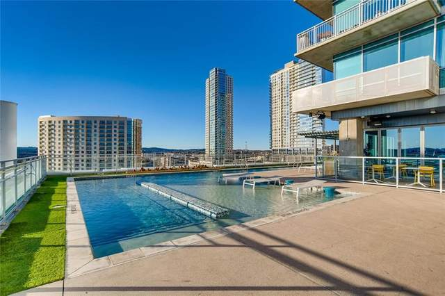 222 West Ave #1814, Austin, TX 78701 (#2014289) :: Realty Executives - Town & Country