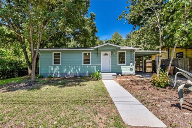1402 Greenwood Ave, Austin, TX 78721 (#2014740) :: The Heyl Group at Keller Williams