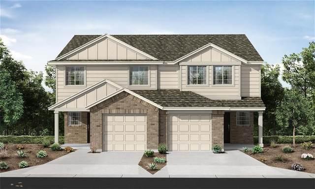 543 White Steppe Way, Georgetown, TX 78626 (#2016197) :: Papasan Real Estate Team @ Keller Williams Realty