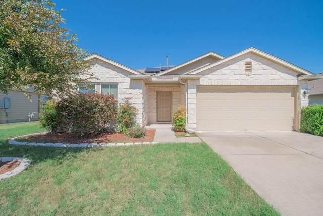 804 Mitchell Dr, Hutto, TX 78634 (#2020019) :: Papasan Real Estate Team @ Keller Williams Realty