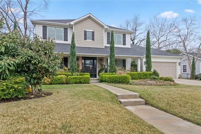 1710 W 34th St, Austin, TX 78703 (#2021724) :: Ben Kinney Real Estate Team