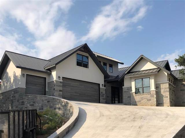 303 Out Crop, Horseshoe Bay, TX 78657 (#2023619) :: Ana Luxury Homes