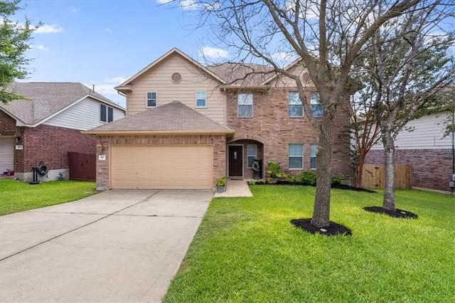 403 Red Hawk Dr, Leander, TX 78641 (#2024573) :: Papasan Real Estate Team @ Keller Williams Realty
