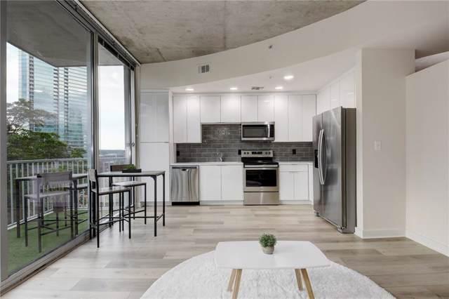 360 Nueces St #1010, Austin, TX 78701 (#2024998) :: Papasan Real Estate Team @ Keller Williams Realty