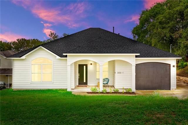 3105 Jack Cook Dr #1, Austin, TX 78723 (#2025725) :: Papasan Real Estate Team @ Keller Williams Realty