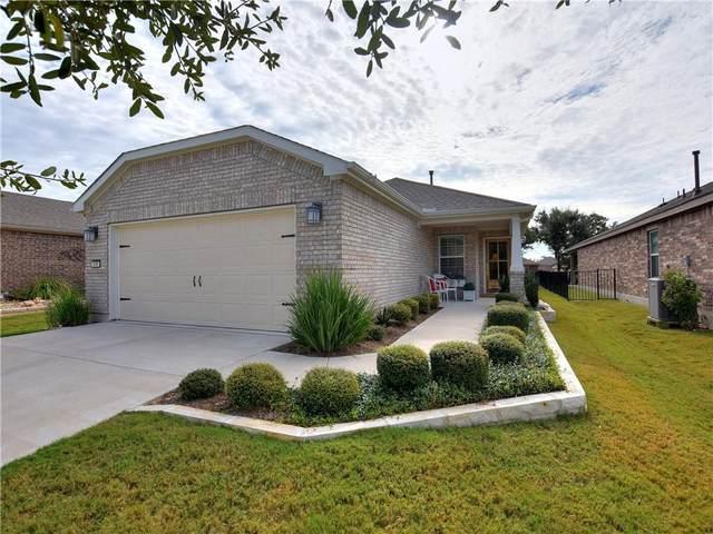 419 Holiday Creek Ln, Georgetown, TX 78633 (#2026395) :: First Texas Brokerage Company