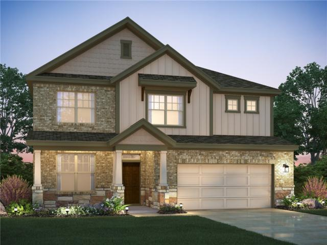 206 Guernsey Ave, Hutto, TX 78634 (#2026974) :: The Heyl Group at Keller Williams