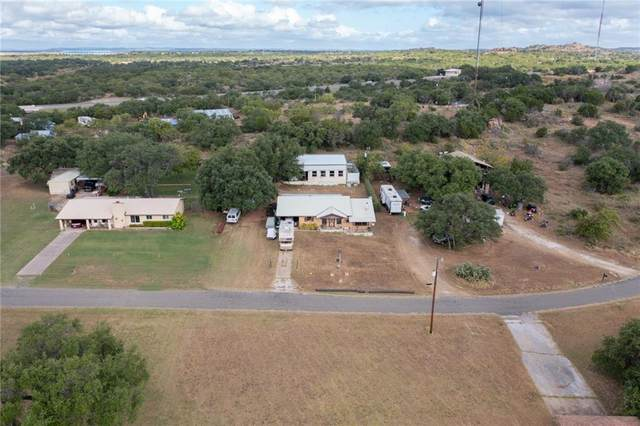 207 County Road 139A, Burnet, TX 78611 (#2027922) :: Papasan Real Estate Team @ Keller Williams Realty