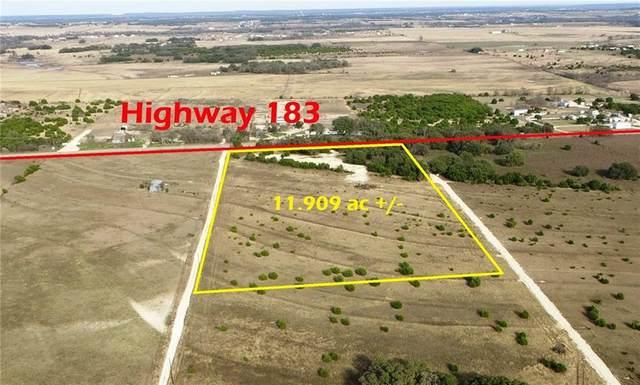 11809 Hwy 183 St, Florence, TX 76527 (#2028203) :: Papasan Real Estate Team @ Keller Williams Realty