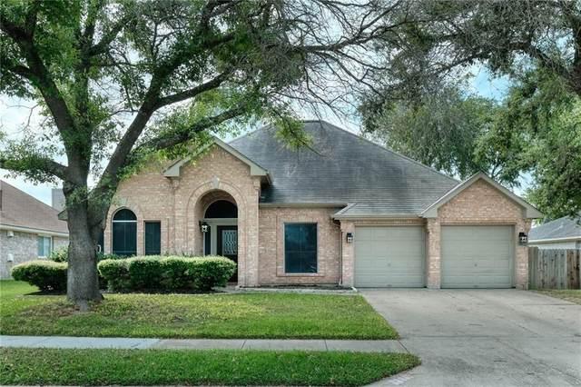 807 Champions Pt, Pflugerville, TX 78660 (#2029976) :: Ben Kinney Real Estate Team
