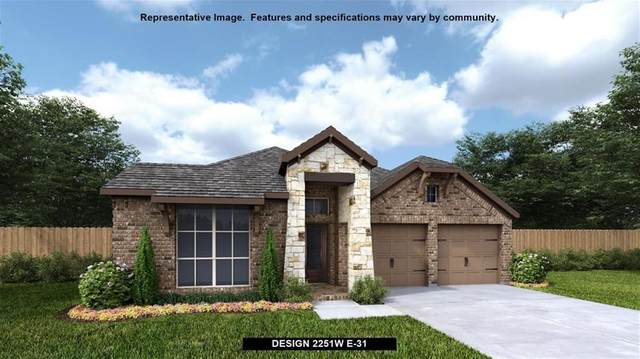 1129 Round Mountain Pass, Georgetown, TX 78628 (#2030409) :: Service First Real Estate