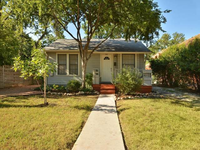 707 E 49th St, Austin, TX 78751 (#2030499) :: Papasan Real Estate Team @ Keller Williams Realty