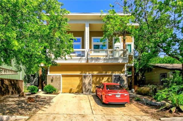5405 Woodrow Ave A, Austin, TX 78756 (#2030940) :: First Texas Brokerage Company