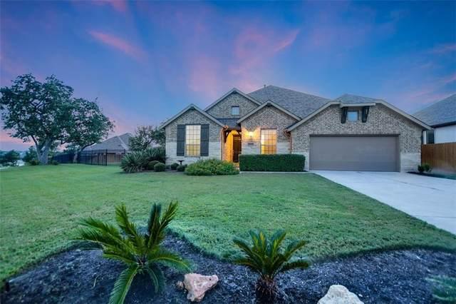 22207 Cape Travis Bnd, Lago Vista, TX 78645 (#2031404) :: Papasan Real Estate Team @ Keller Williams Realty