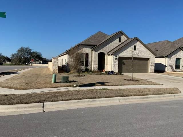 156 Pine Island Ln, Leander, TX 78641 (#2032143) :: Papasan Real Estate Team @ Keller Williams Realty