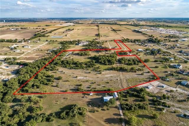 2101 County Road 107, Hutto, TX 78634 (#2032656) :: Lancashire Group at Keller Williams Realty