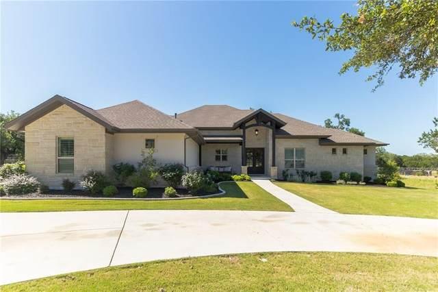 308 Aldea Cv, Georgetown, TX 78633 (#2034916) :: Watters International