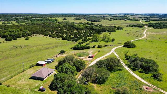 0 3450 County Road 225, Florence, TX 76527 (#2035986) :: The Heyl Group at Keller Williams