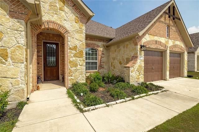 3105 Bouchette Cv, Leander, TX 78641 (#2036073) :: Papasan Real Estate Team @ Keller Williams Realty