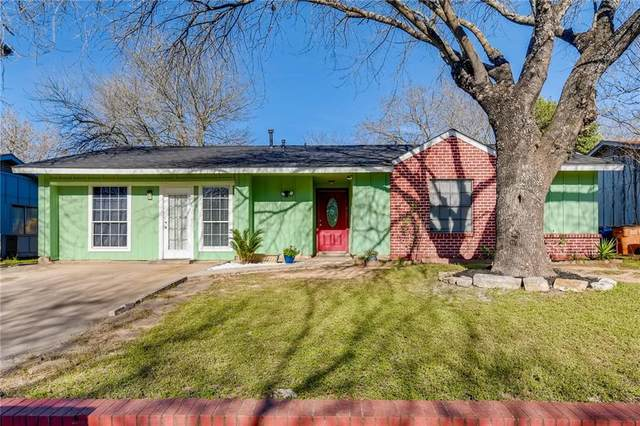 6205 Wagon Bnd, Austin, TX 78744 (#2037781) :: Realty Executives - Town & Country