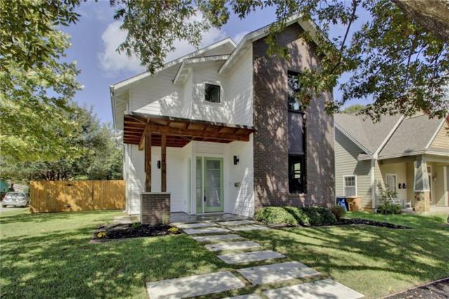 5400 Duval St, Austin, TX 78751 (#2038257) :: The ZinaSells Group