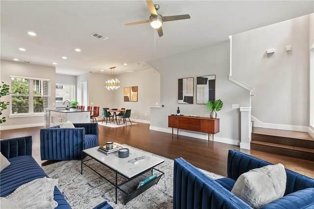 2908 S 5th St B, Austin, TX 78704 (#2040356) :: Papasan Real Estate Team @ Keller Williams Realty