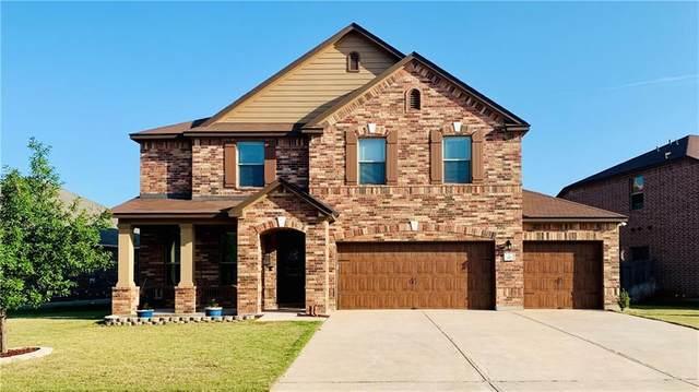 817 Water Hyacinth Loop, Leander, TX 78641 (#2042277) :: Ben Kinney Real Estate Team