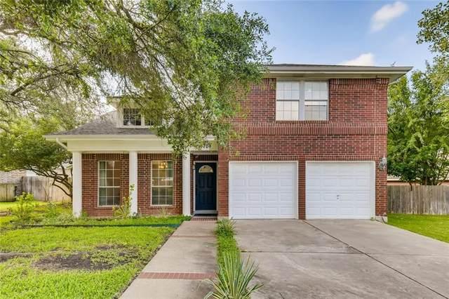 16704 Sabertooth Dr, Round Rock, TX 78681 (#2042738) :: Papasan Real Estate Team @ Keller Williams Realty