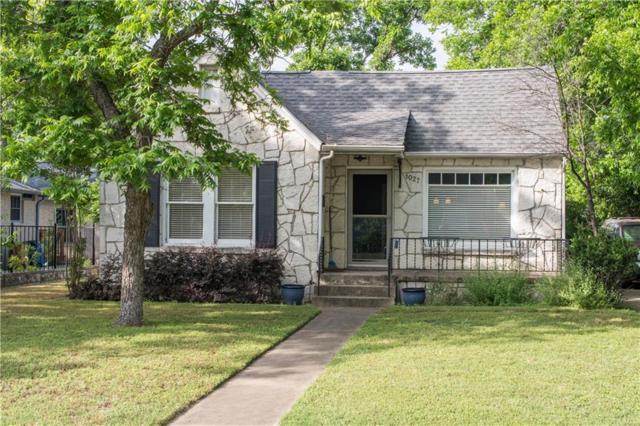 1027 Ellingson Ln, Austin, TX 78751 (#2042792) :: Watters International