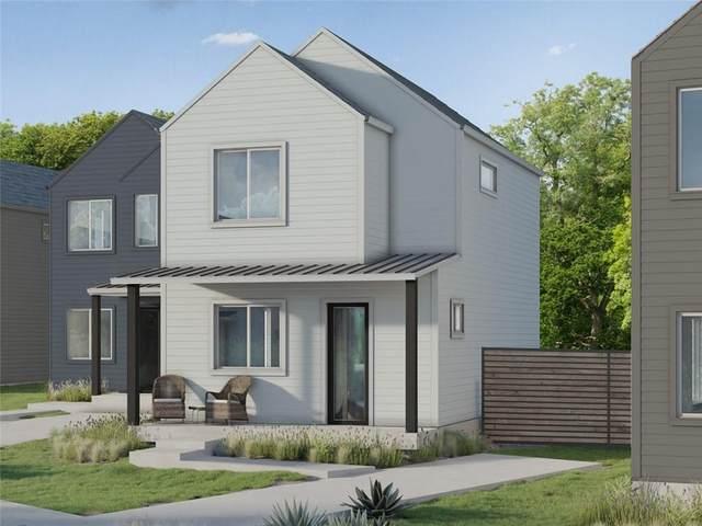 1206 Sarabeth Way, Austin, TX 78721 (MLS #2048189) :: Vista Real Estate