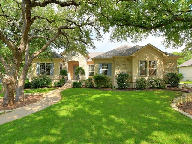 206 Rodeo Dr, Georgetown, TX 78633 (#2048666) :: ORO Realty