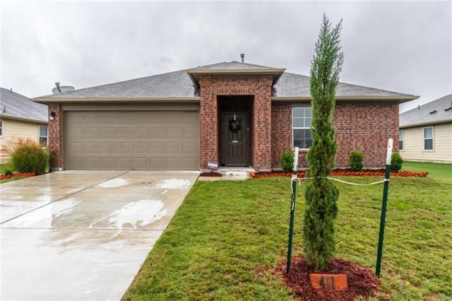 411 Camellia Dr, Hutto, TX 78634 (#2052993) :: Amanda Ponce Real Estate Team