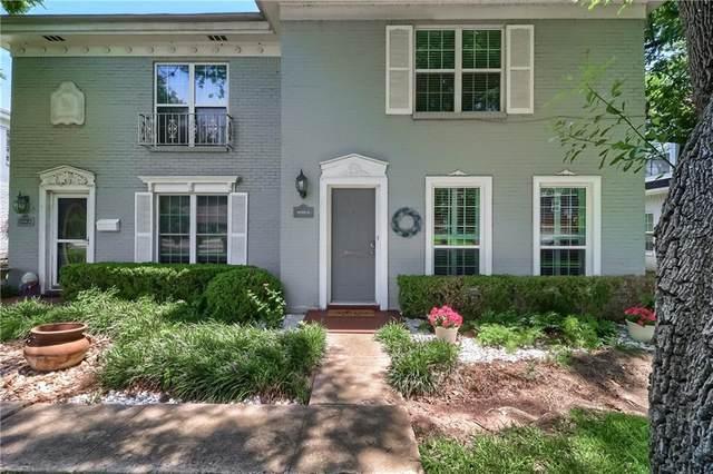 6105 Bullard Dr A, Austin, TX 78757 (#2053058) :: Ben Kinney Real Estate Team