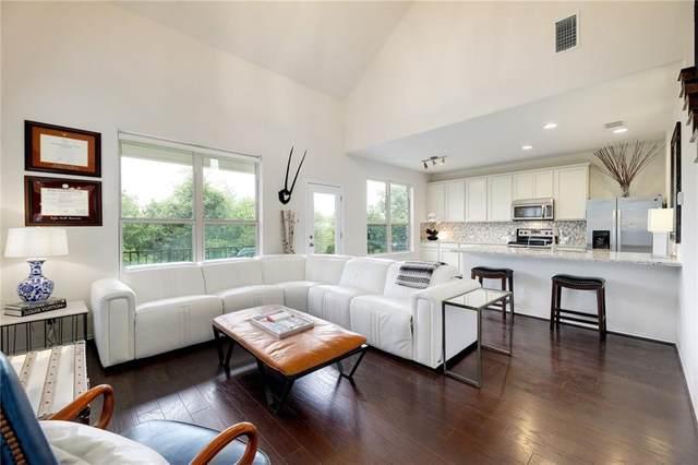 2105 Town Centre Dr #18, Round Rock, TX 78664 (#2054830) :: Ben Kinney Real Estate Team