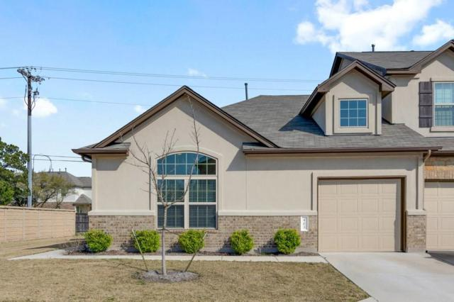 1701 S Bell Blvd #403, Cedar Park, TX 78613 (#2055441) :: The Gregory Group