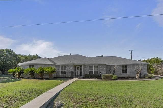 4023 Outpost Trce, Lago Vista, TX 78645 (#2055948) :: All City Real Estate