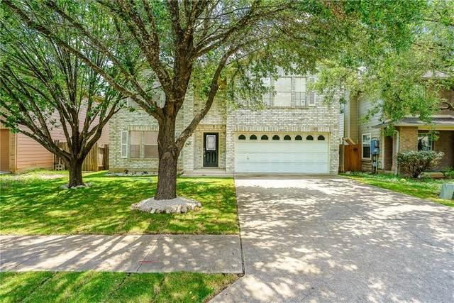 1419 Balsam Way, Round Rock, TX 78665 (#2056670) :: Watters International