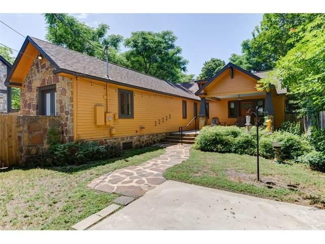 2104 Oxford Ave, Austin, TX 78704 (#2057554) :: Papasan Real Estate Team @ Keller Williams Realty