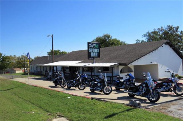 3311 W 2nd St St, Taylor, TX 76574 (#2057644) :: Papasan Real Estate Team @ Keller Williams Realty
