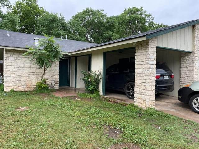 4706 Rocking Chair Rd, Austin, TX 78744 (#2058385) :: The Summers Group